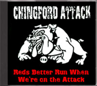 Chingford Attack - Reds Better Run When We're On the Attack